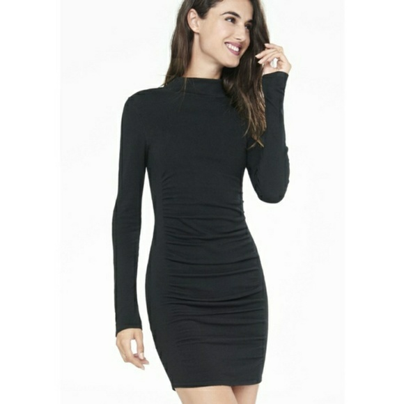 969bcd85ed0 Express long sleeve sweater dress size M